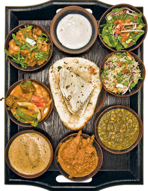 Frugal Find Bawarchi Indian Kitchen Los Angeles Magazine