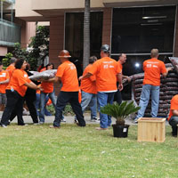 The Home Depot Foundation & The Mission Continues Partner To Repair & Renovate U.S. VETS Inglewood Facility