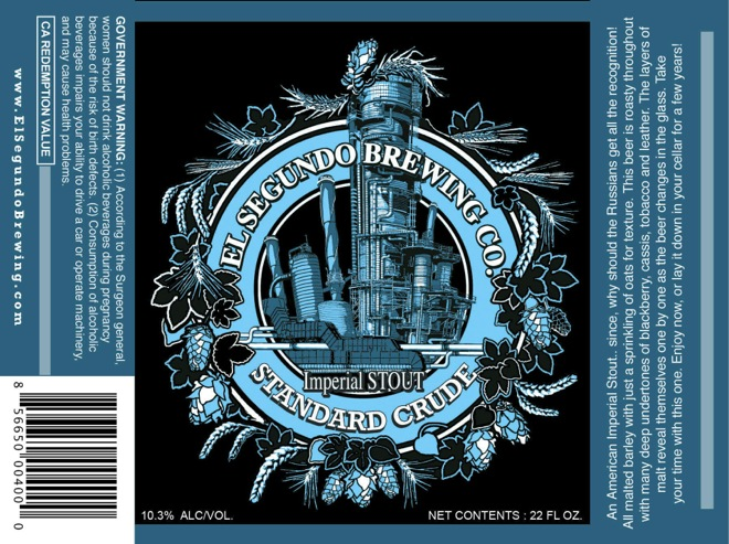 el-segundo-brewing-bottles-standard-crude-imperial-stout-label