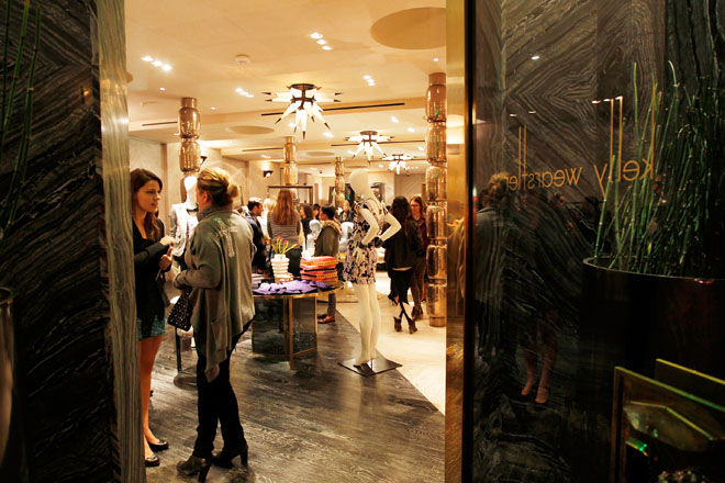 "Kelly Wearstler And LACMA's Avant-Garde Celebrate ""Rhapsody"" Wearstler's Latest"