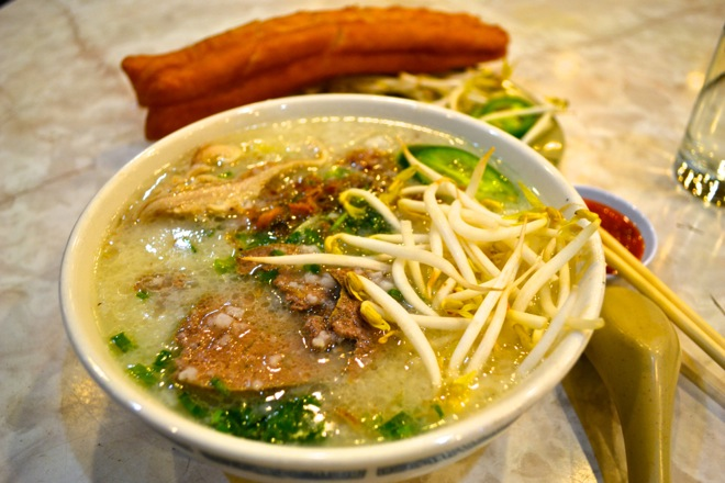 chao-long-heo-pig-gut-porridge-pho-so-1-van-nuys