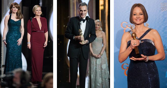 Photo courtesy of GoldenGlobes.org