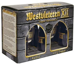 Westvleteren XII available at Trattoria Neapolis in Pasadena