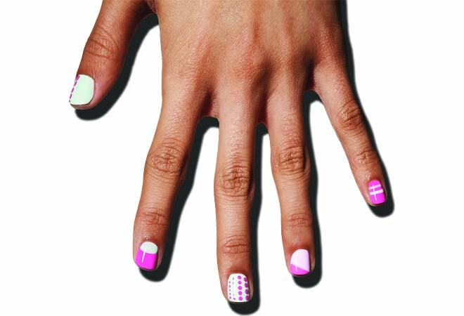 Tipping Point The Latest In Nail Art Los Angeles Magazine