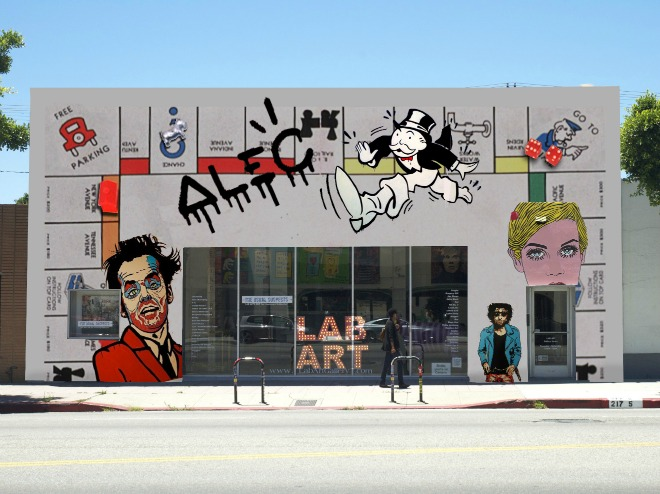 Photo courtesy of Alec Monopoly