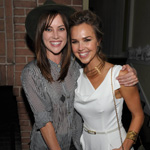 Jessica Stroup, Arielle Kebbel