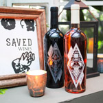 SCOTT CAMPBELL Launches SAVED WINES in Los Angeles at The Chateau Marmont