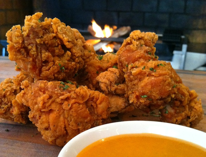 Q a josh lurie on l a 39 s fried chicken scene los for Table 52 fried chicken recipe