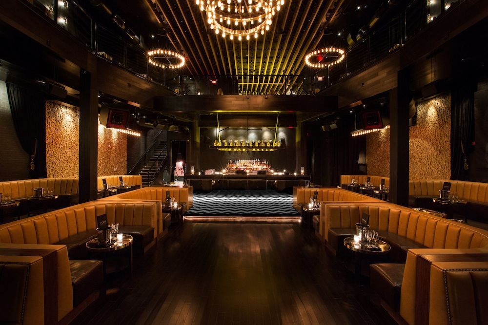Inside 1oak Where Leo Kanye And Katy Perry Like To Party on Nightclub Interior Design