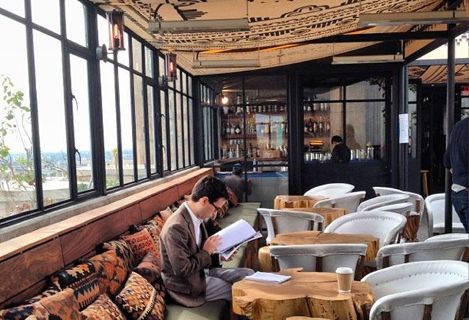 Second Coming The Ace Hotel Resurrects Broadway S Golden