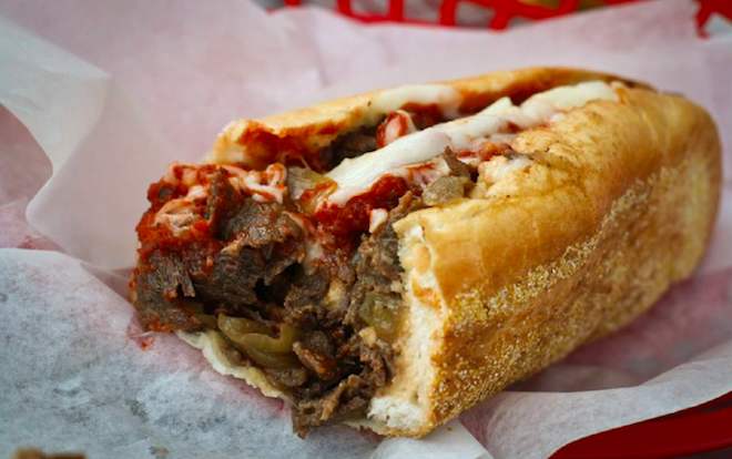 Finding Philly Cheesesteaks in Koreatown - Los Angeles Magazine