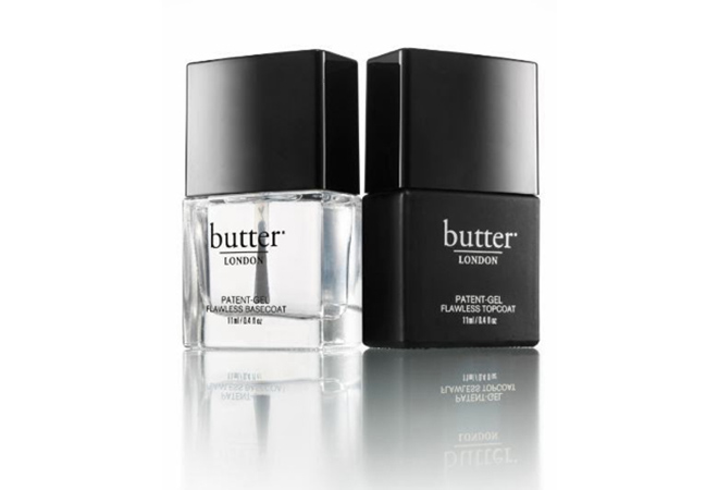 On Trial: Butter London Patent-Gel Top & Tails Set - Los Angeles Magazine