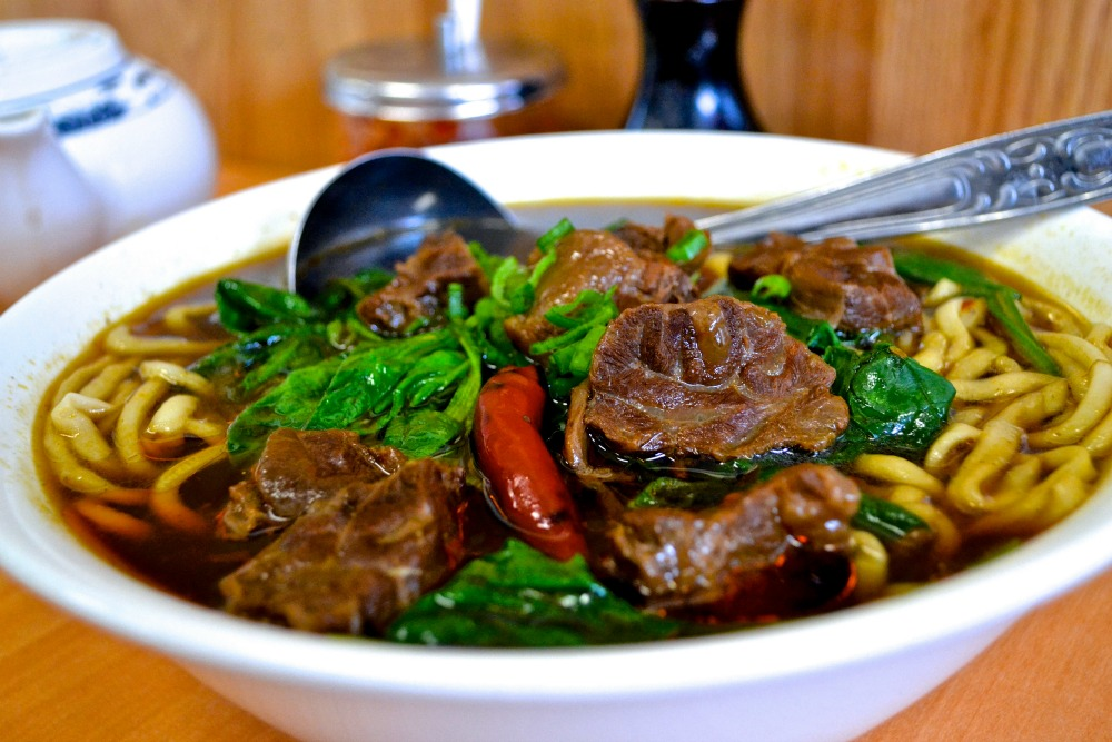Spice Up Your St Patrick 39 S Day With Taiwanese Beef Noodle Soup Los Angeles Magazine