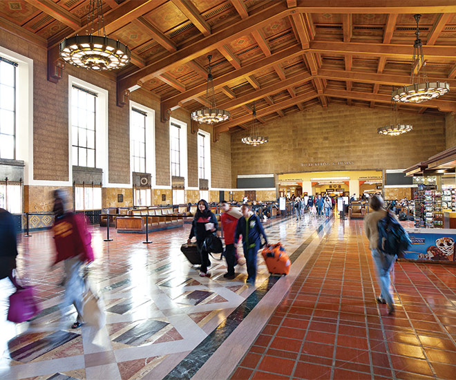 Union Station is turning 75