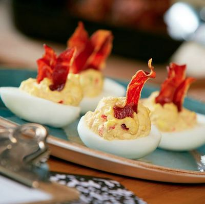 Hunting for L.A.'s Best Deviled Eggs - Los Angeles Magazine