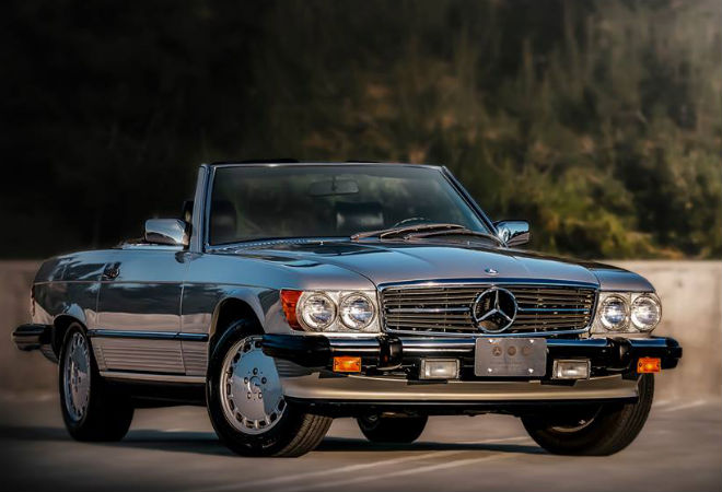 Flashback friday the ultimate 80s car los angeles magazine for Mercedes benz 80s