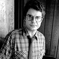 Charlie Haden circa 1981 (Photo by Brian McMillen via Wikimedia Commons)