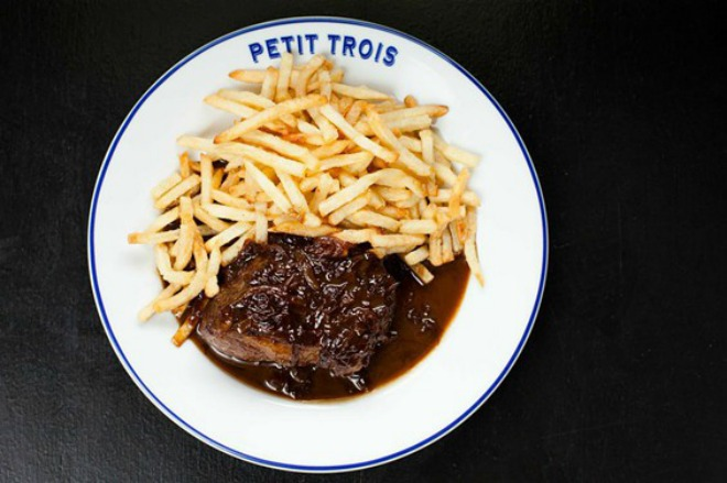 What You Need to Know About Petit Trois, Ludo Lefebvre's