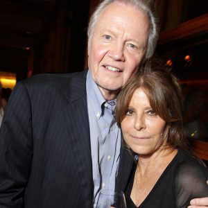 Jon Voight and Executive Producer Ann Biderman