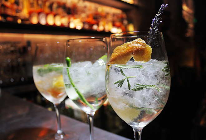 The Perfect Summer Cocktail Spanish Style Gin Tonic Los