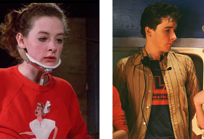 Cusack, Along With His Sister Joan (who Plays The Nerdy Girl In A Neck  Brace), Grew Up In Evanston, Illinois, Only Miles From Where The Movie Was  Shot.
