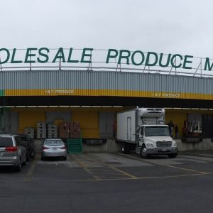 L.A. Wholesale Produce Market