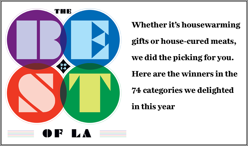 Best of LA 2014 Header