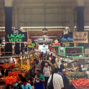 Grand Central Market is in the middle of a major transformation.