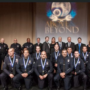 The 2014 Medal of Valor & Purple Heart Recipients