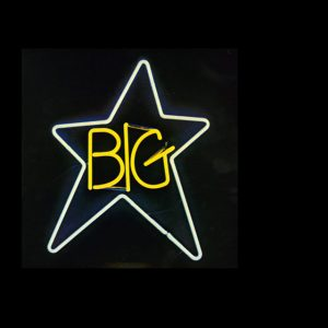 Big Star, #1 Record Album Cover
