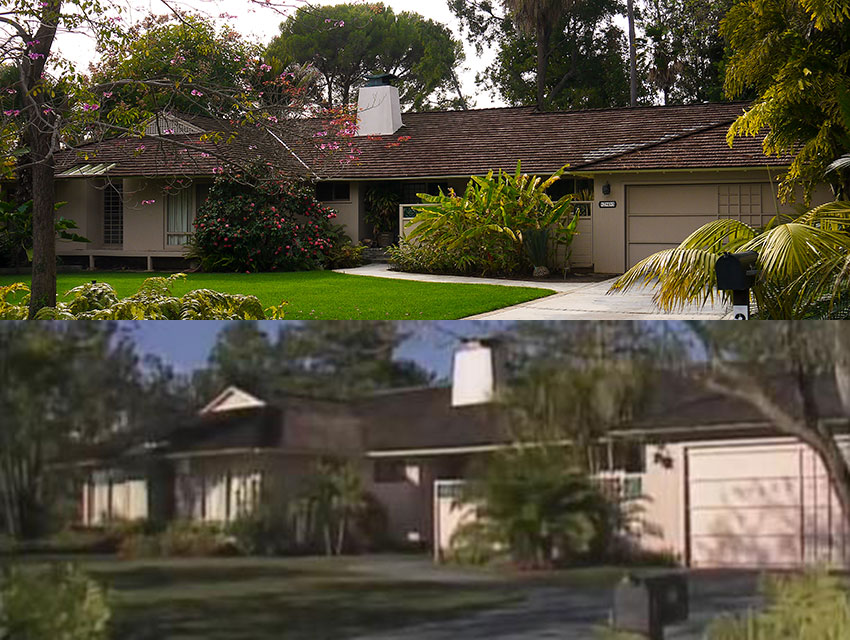 scene it before the golden girls house los angeles magazine