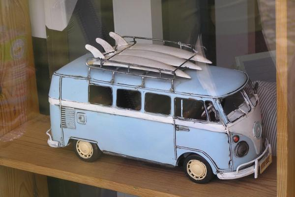 Kombi Surf Van Model2