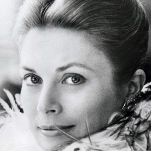 Princess Grace in 1974
