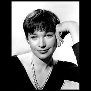 "Shirley MacLaine in ""The Apartment"""