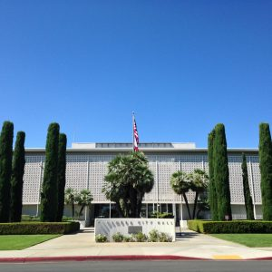 Alhambra city hall