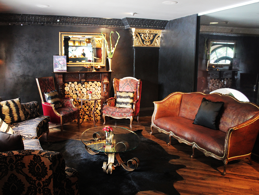 The Velvet Lounge At The Culver Hotel
