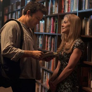 Can you spot the L.A. bookstore in this scene from Gone Girl?