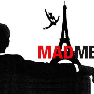 Mad Men in Paris logo