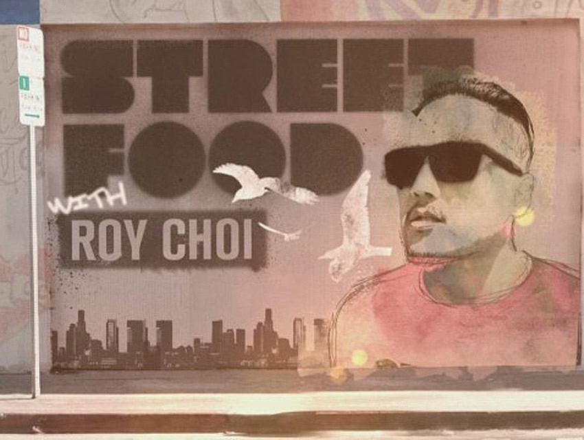 Roy Choi Debuts Street Food on CNN - Los Angeles Magazine