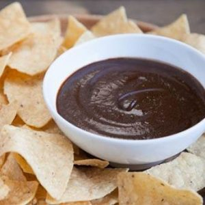 Bloom Foods' mole sauce