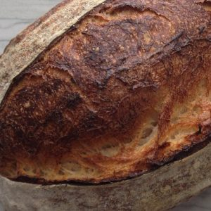 Country loaf from Clark Street Bread
