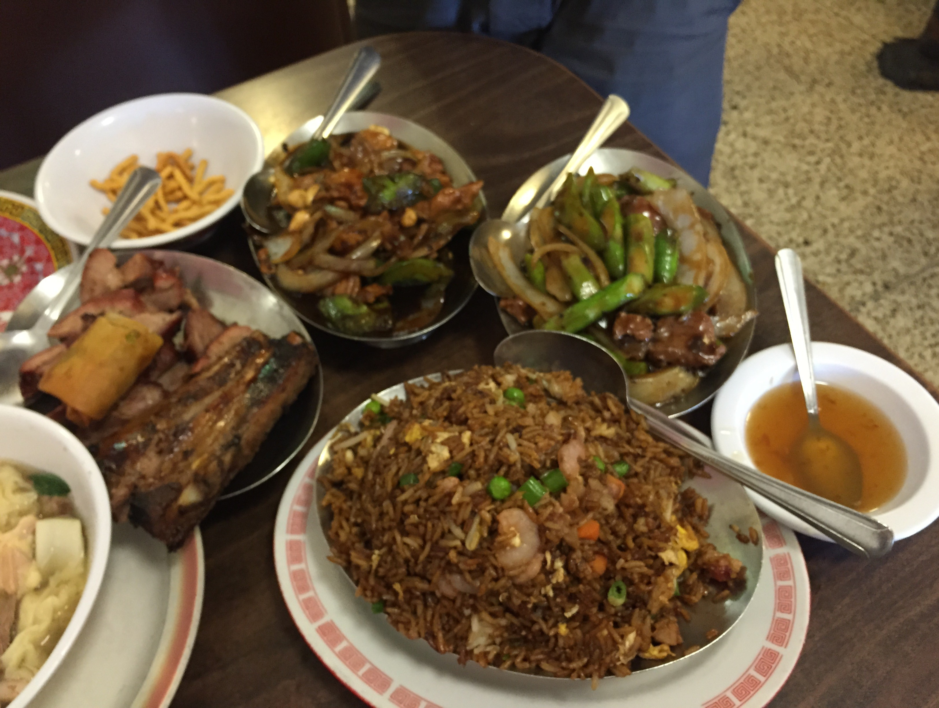 Best Chinese Food Downtown Los Angeles