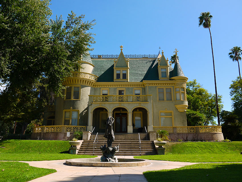 Scene It Before The Kimberly Crest House From Hell Night Los Angeles Magazine