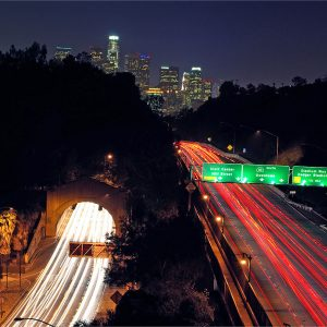 The Arroyo Seco Parkway
