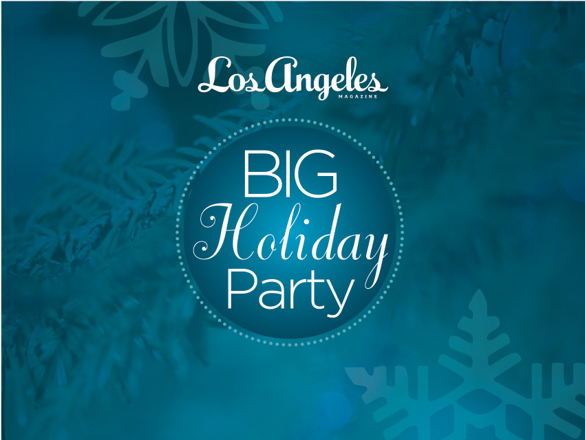 big holiday party