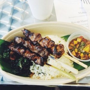 Satay at Bowl'd