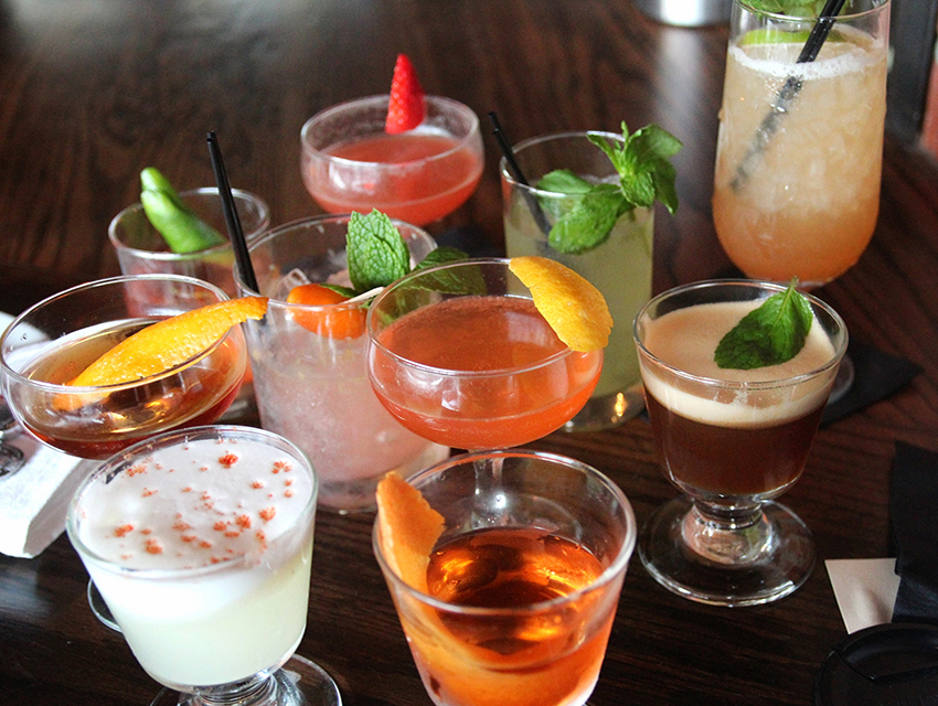 Gracias Madre Drinks the best restaurant bar programs in l.a. - los angeles magazine