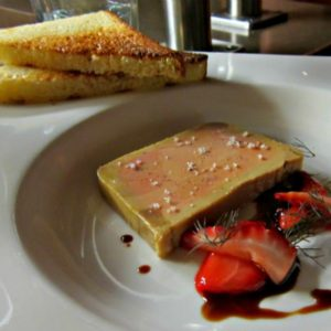 Foie gras at Le Comptoir