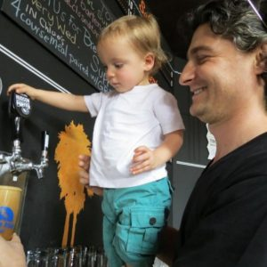 Golden Road Brewery founder Tony Yanow