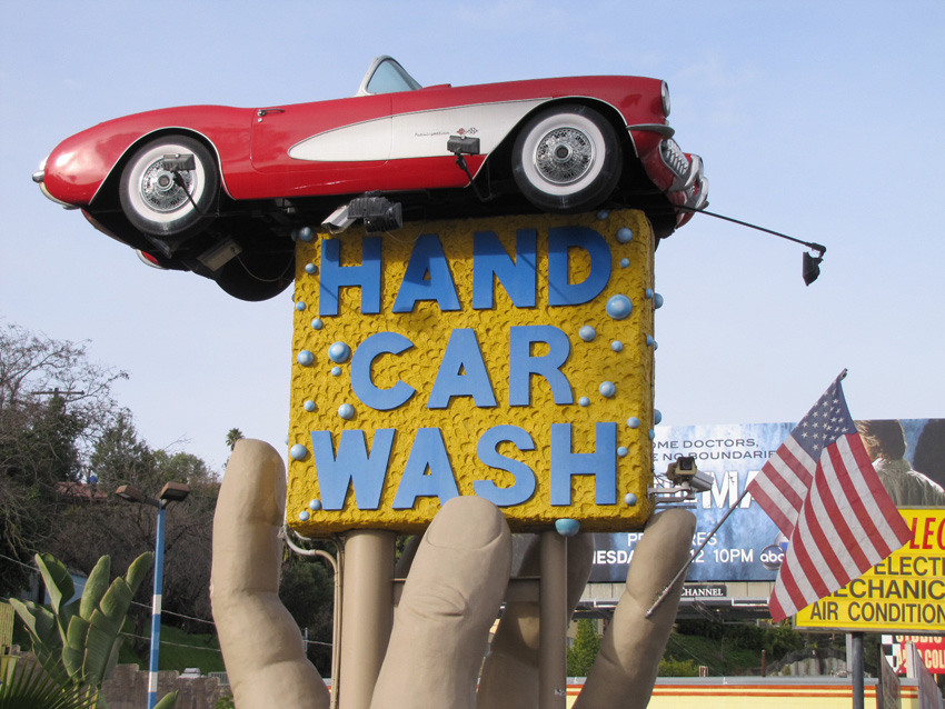 Three Gold-Plated L.A. Car Washes That Will Spoil Your ...